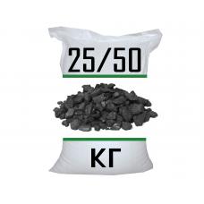 Мешок угля марки ДМС - Эко-горошек (5-25мм)