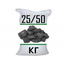 Мешок угля марки ДО КОНЦЕТРАТ (25-60мм)